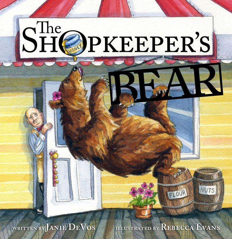 The Shopkeepers Bear