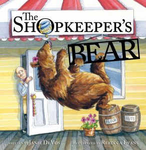 Cover SKBear sm 291x300 SCBWI   The Secret Life of Illustrators