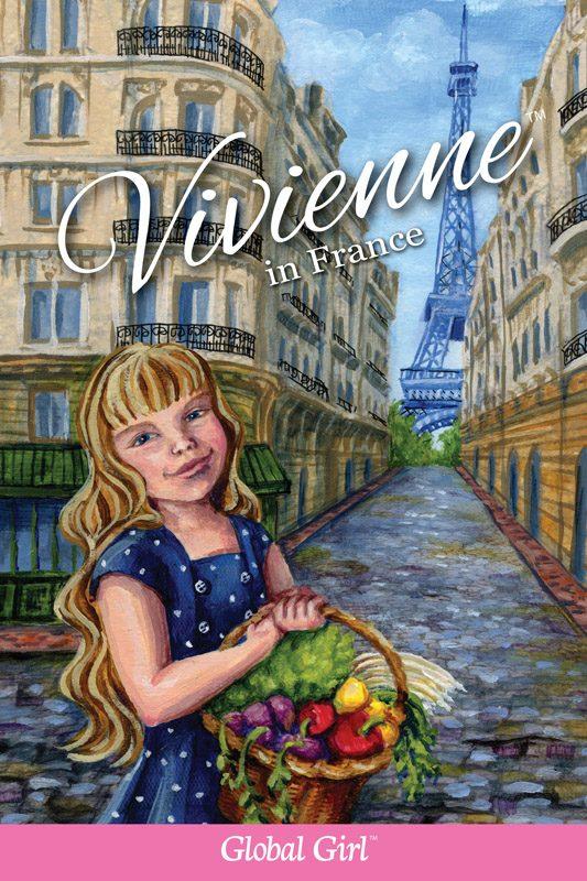 Vivienne in France