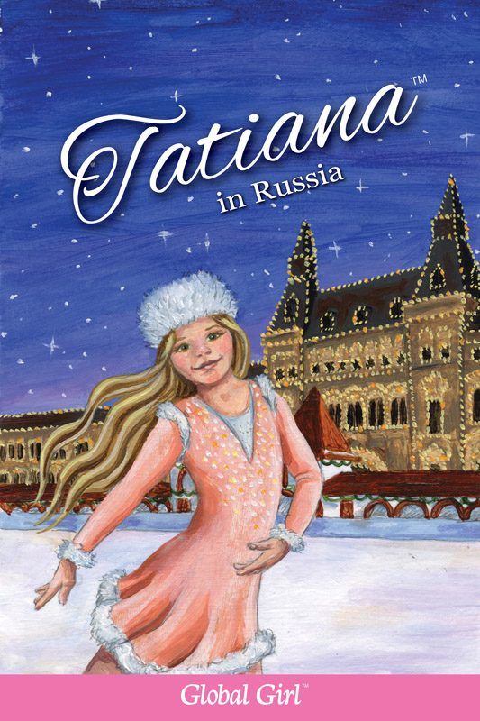 Tatiana in Russia