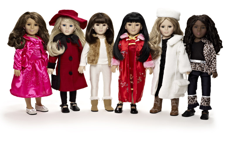 DollCollection med Global Girl Awarded Oppenheim Toy Portfolio Award